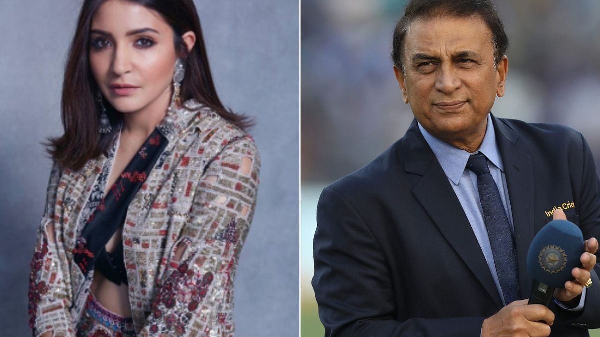 Anushka Sharma had responded after which people and Gavaskar himself clarified that he was misquoted and people wanted to make headlines