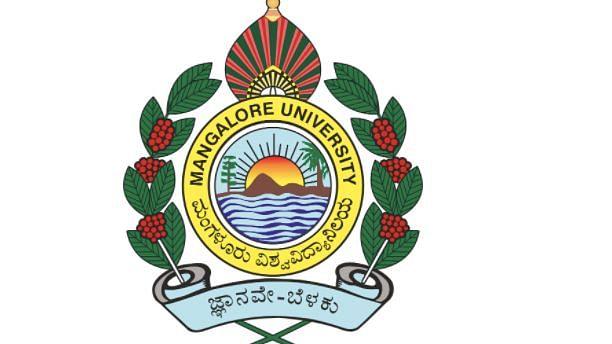 Image of Mangalore University emblem used for representational purpose.