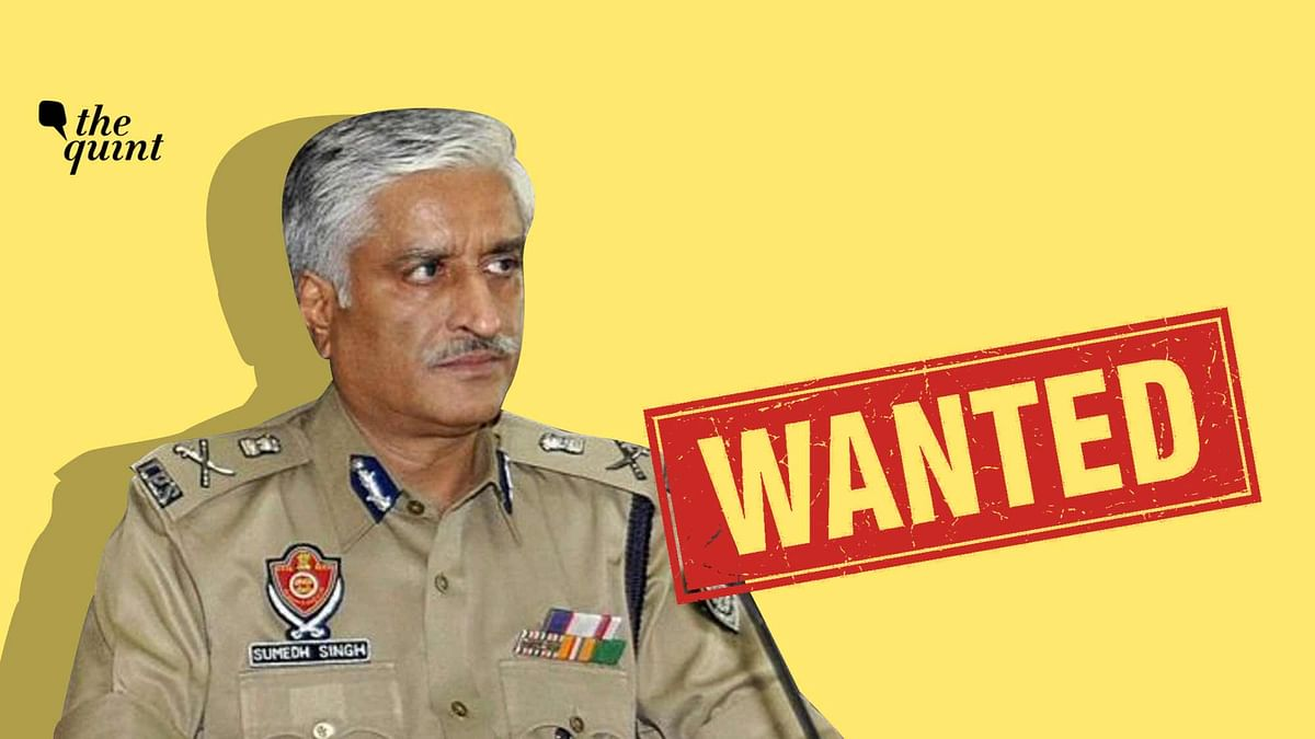 Sumedh Saini Moves SC: The Story Behind Punjab's Fugitive Cop