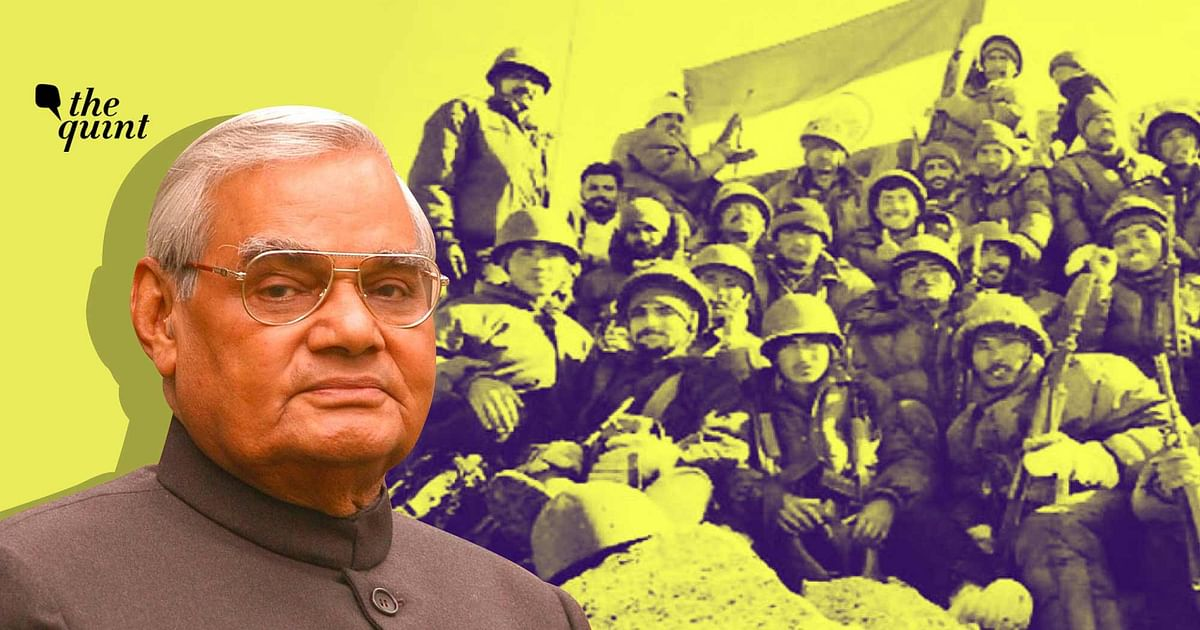 How Vajpayee Honoured Special Frontier Force for Kargil War Valour