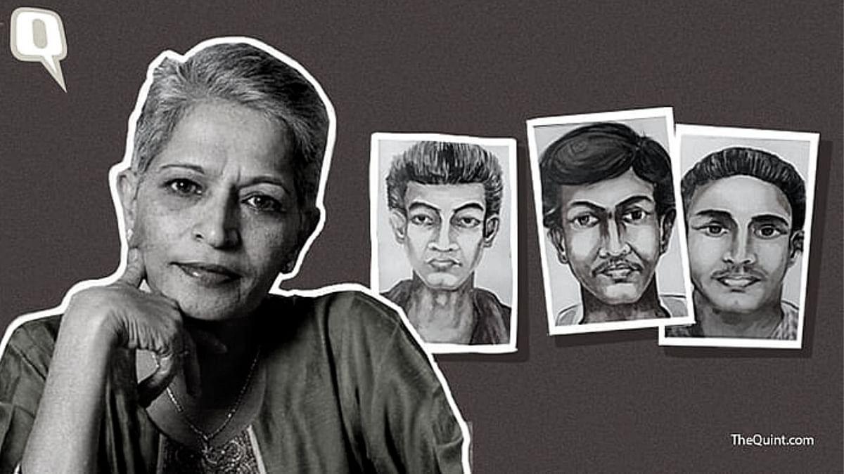 Three suspects identified in Gauri Lankesh's murder case.