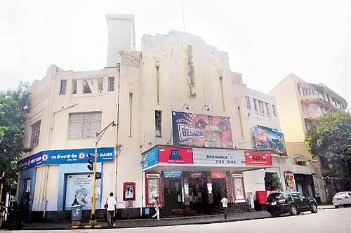 Regal cinema in South Mumbai.