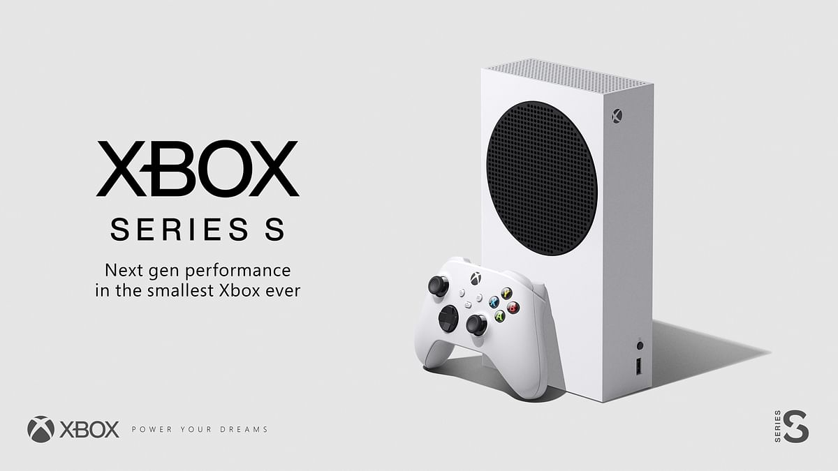 The Xbox Series S is the smallest Xbox till date.