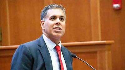 Indian-American Judge Amul Thapar a Contender to Replace Ginsberg