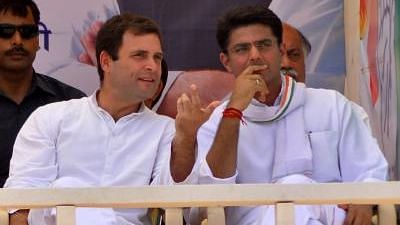 Sachin Pilot Backs Rahul Gandhi as He Attacks Modi Govt on Economy