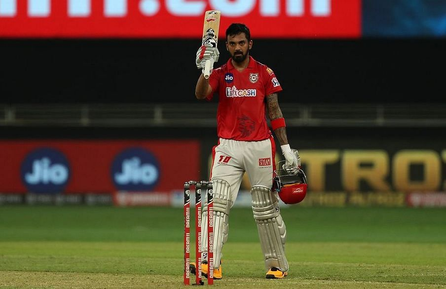 Kings XI Punjab skipper scored the first century of this IPL by scoring 132* off just 69 balls against Royal Challengers Bangalore