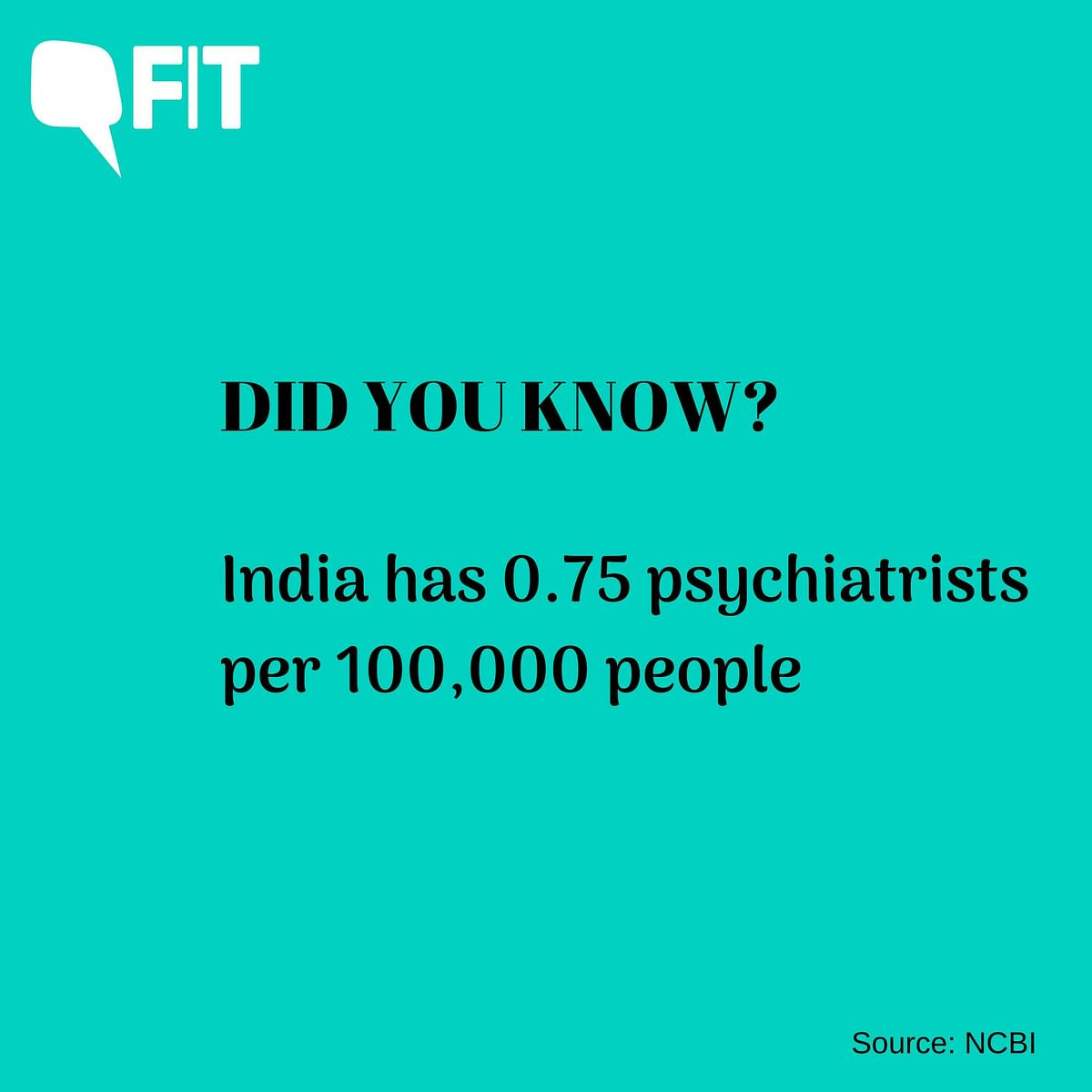 The gap between mental healthcare in rural and urban settings will have to change.
