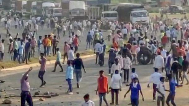 2 Dead, Vehicles Torched: Violent Protest Erupts in Rajasthan