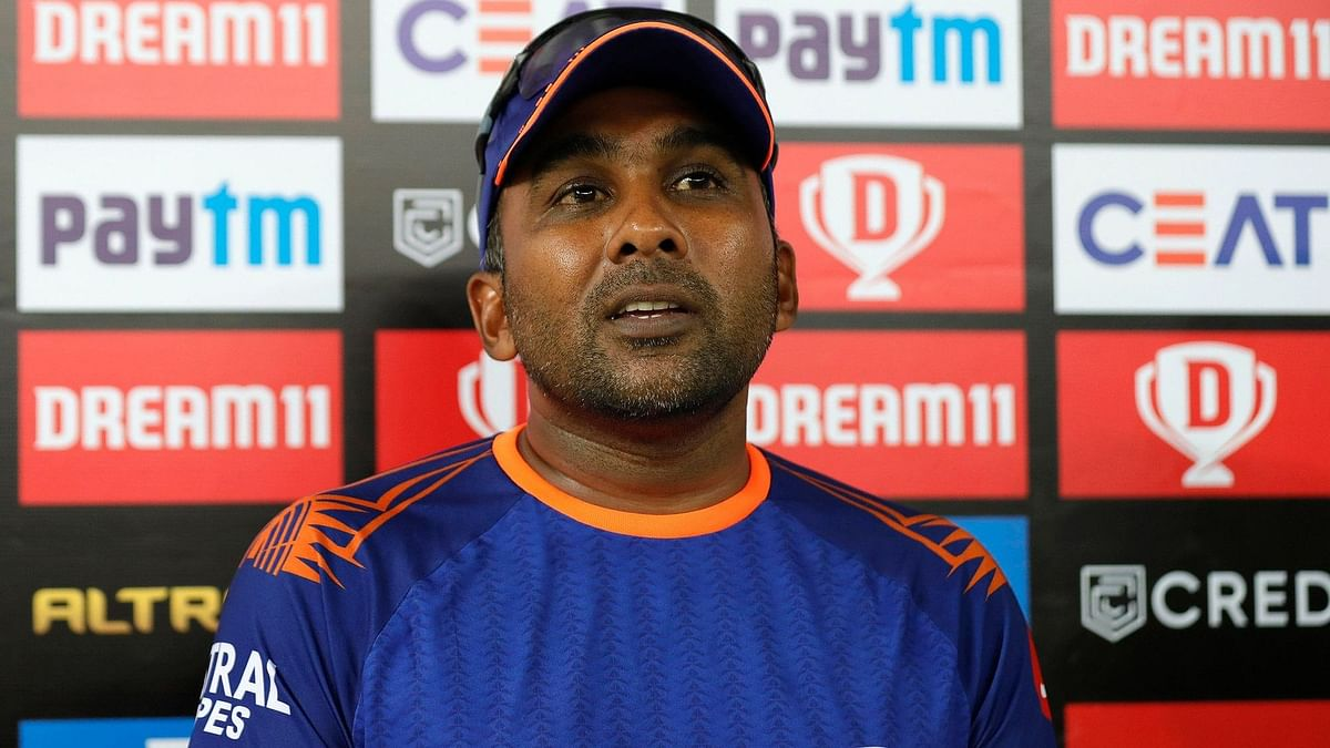 Coach Mahela Answers Why  Ishan Kishan Wasn't Sent in  Super Over