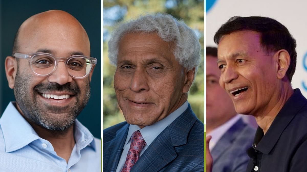 Seven Indian-Americans Make The Forbes Wealthiest Americans List
