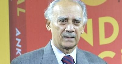 Arun Shourie Gets Protection from Arrest in Rajasthan Hotel Case