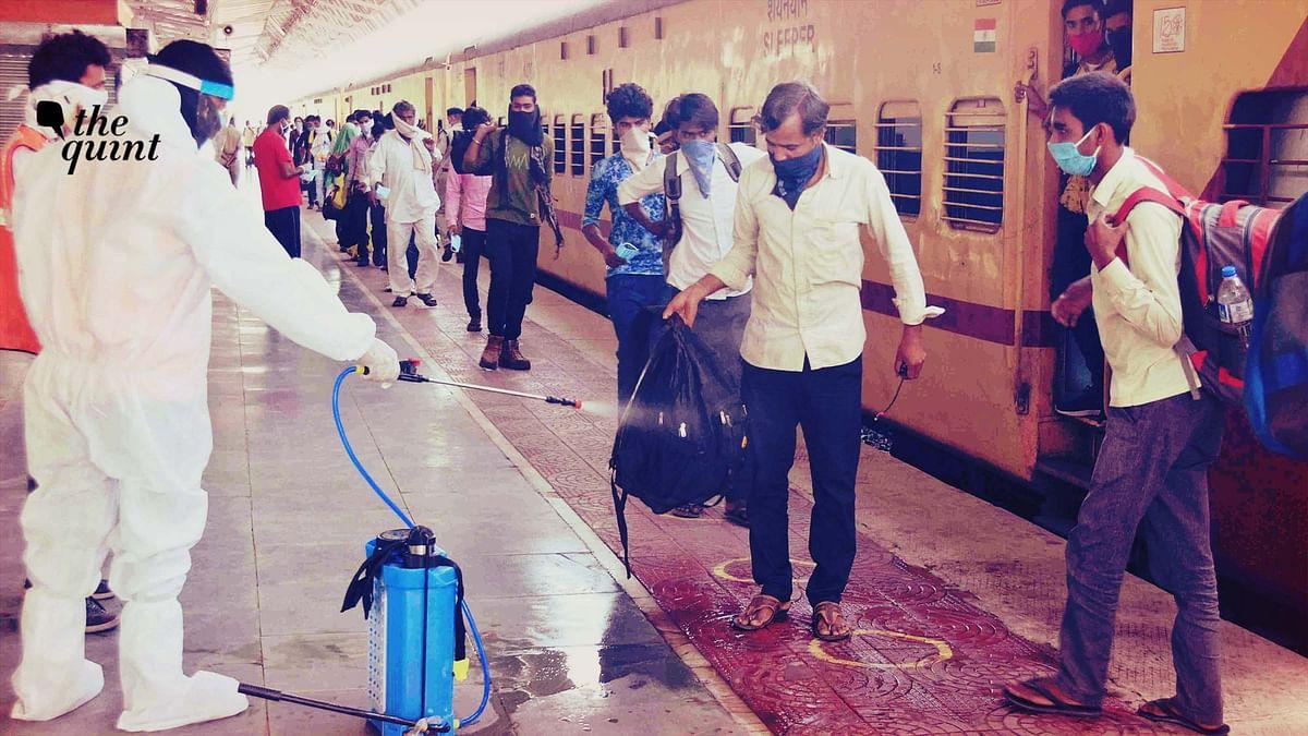 Shramik Train Deaths: Govt Stalled RTI Despite Having Details