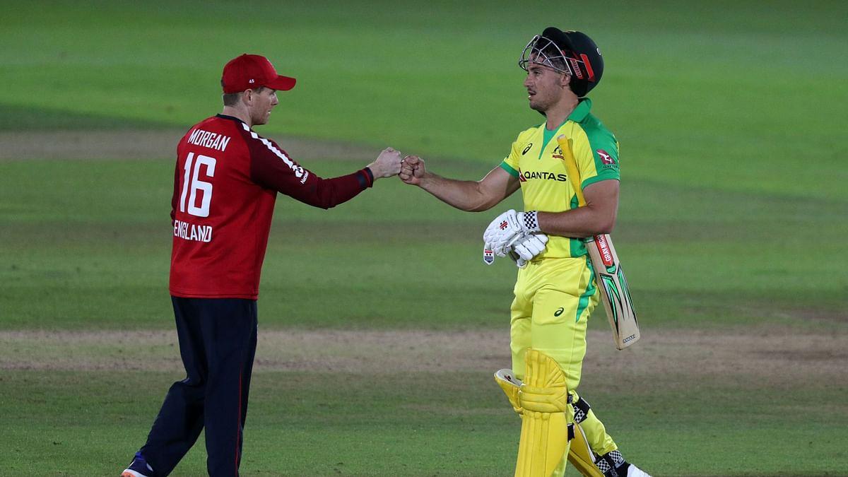 Watch: Late Fightback Helps England beat Australia in 1st T20I