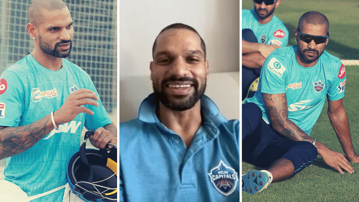 'Confident Delhi Capitals Will Win IPL Title,' Says Shikhar Dhawan