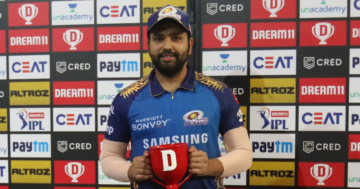 It Was All About Being Ruthless: MI Skipper Rohit After KKR Win