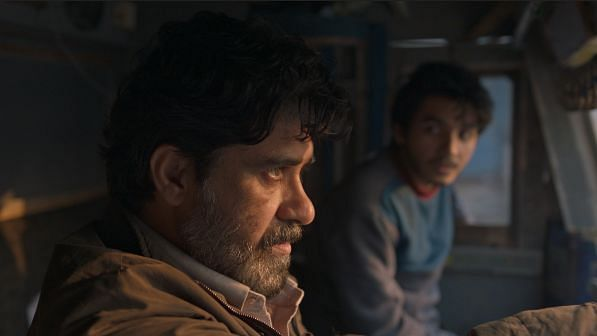 Suvinder Vicky and Lakshvir Saran in <i>Meel Patthar</i>