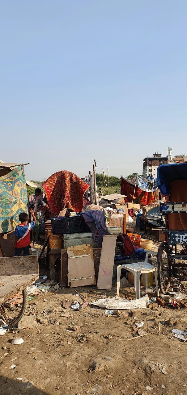 Amid rising coronavirus cases, slum dwellers wonder what their next steps would be.