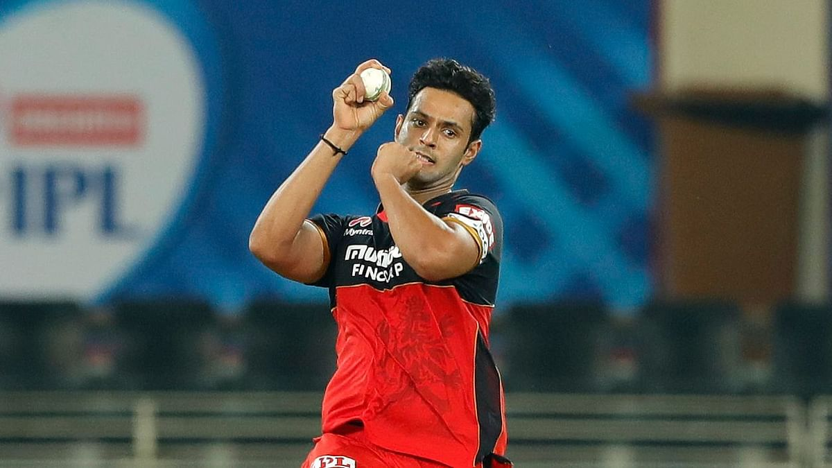 Shivam Dube is yet to have a big outing with the bat but he has taken four wickets thus far.