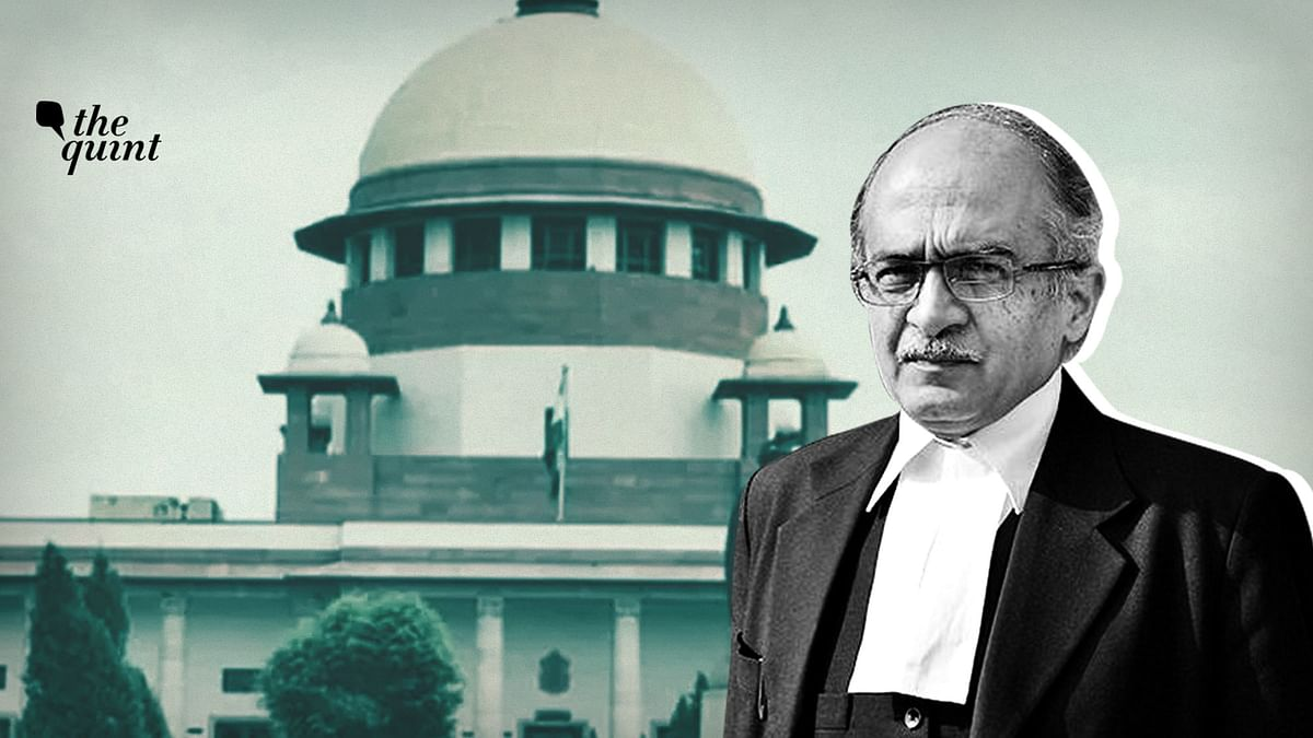 How Supreme Court 'Harmed' Its Own Image By Convicting Bhushan