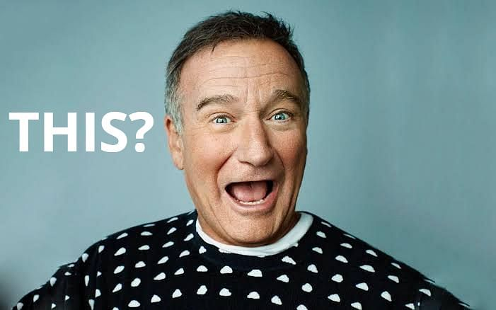 Robin Williams died by suicide in 2014. According to news reports he was suffering from depression.