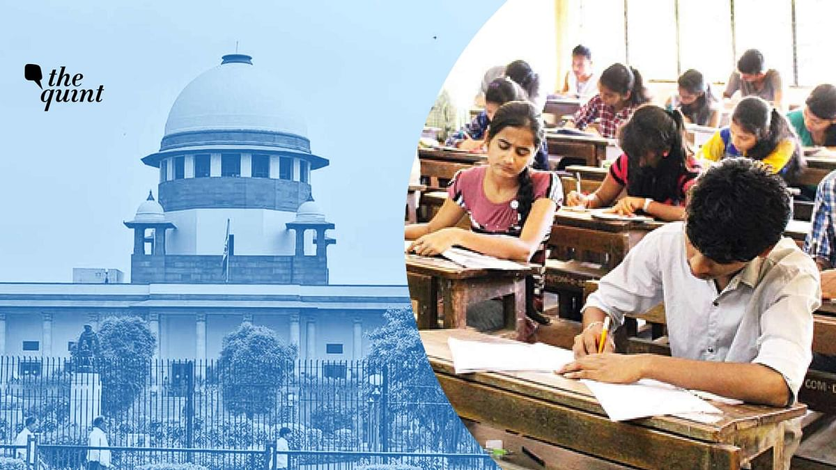 'Everything is Over': SC Dismisses Plea Seeking NEET Postponement
