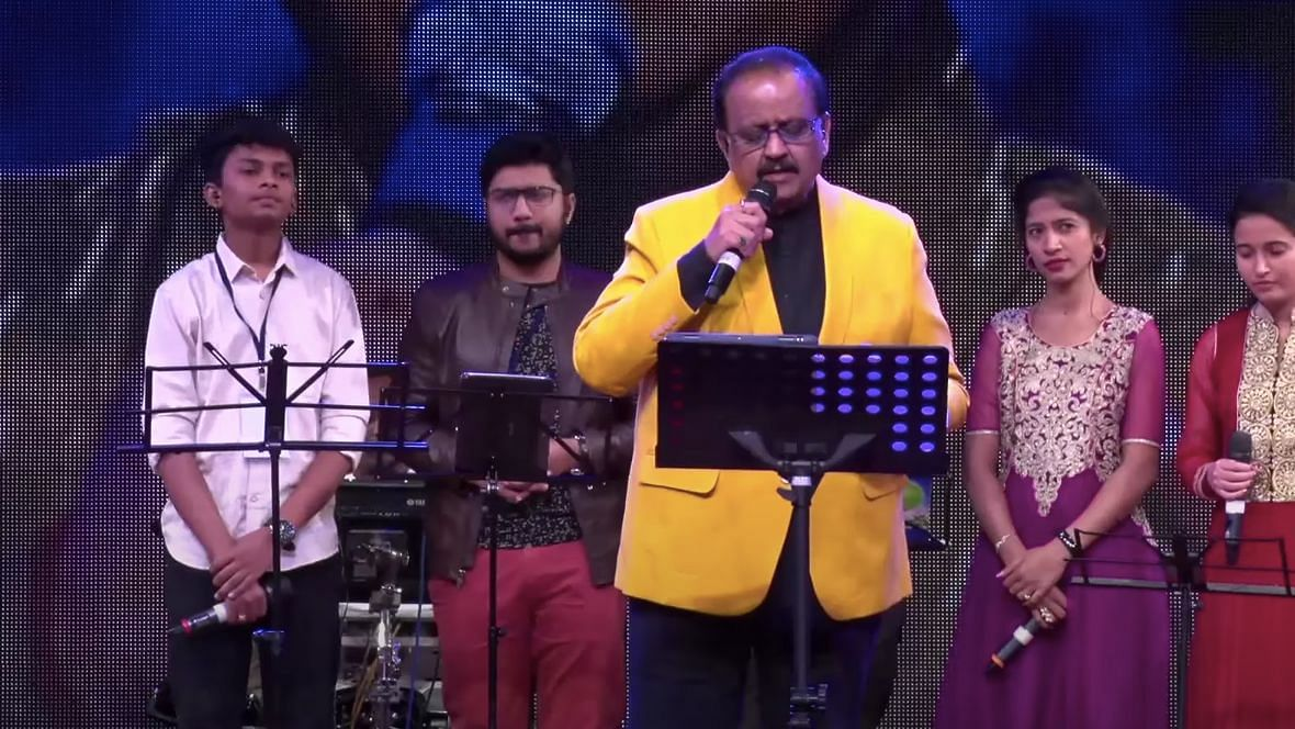 21 Songs in a Day, that's Legendary SP Balasubrahmanyam For You