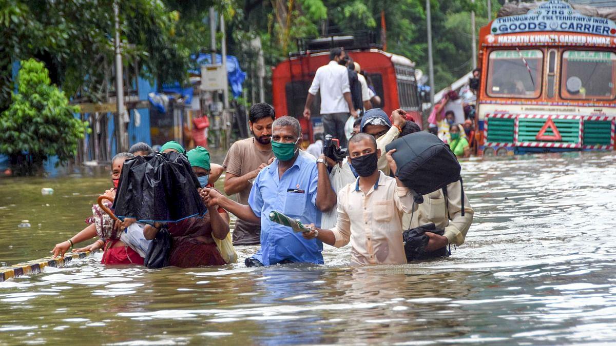 BMC Declares Holiday for Offices Amid Rainfall, Flooding in Mumbai