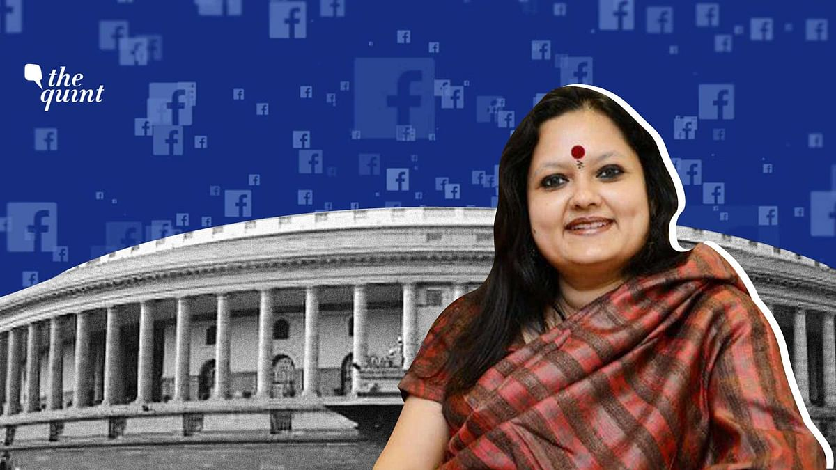 Parliament IT Panel Grills Facebook Amid Widening BJP-Cong Rift