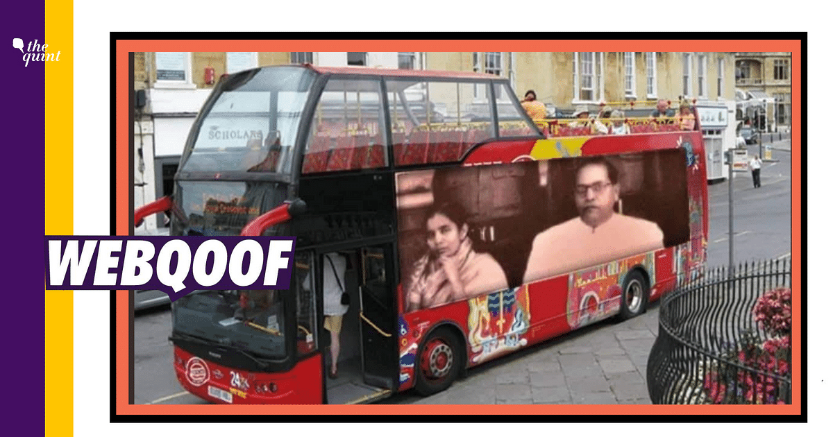 Did an American City Start a Bus Service in Honour of Ambedkar?