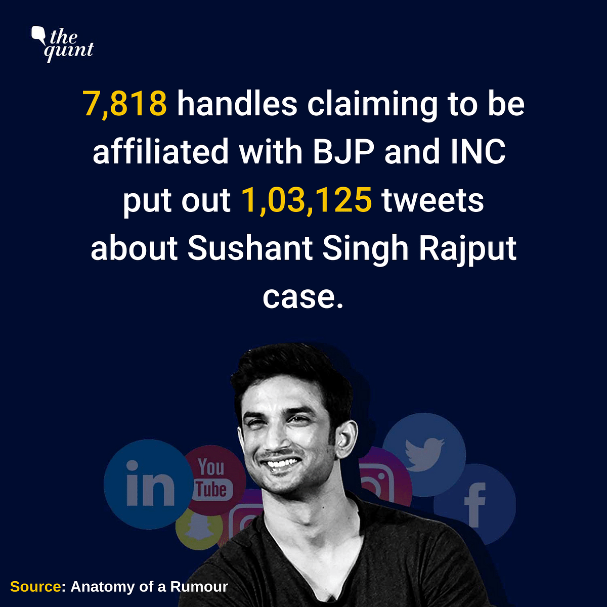 """Information source: <a href=""""http://joyojeet.people.si.umich.edu/ssr/"""">Anatomy of a Rumour: Social media and the suicide of Sushant Singh Rajput</a>"""