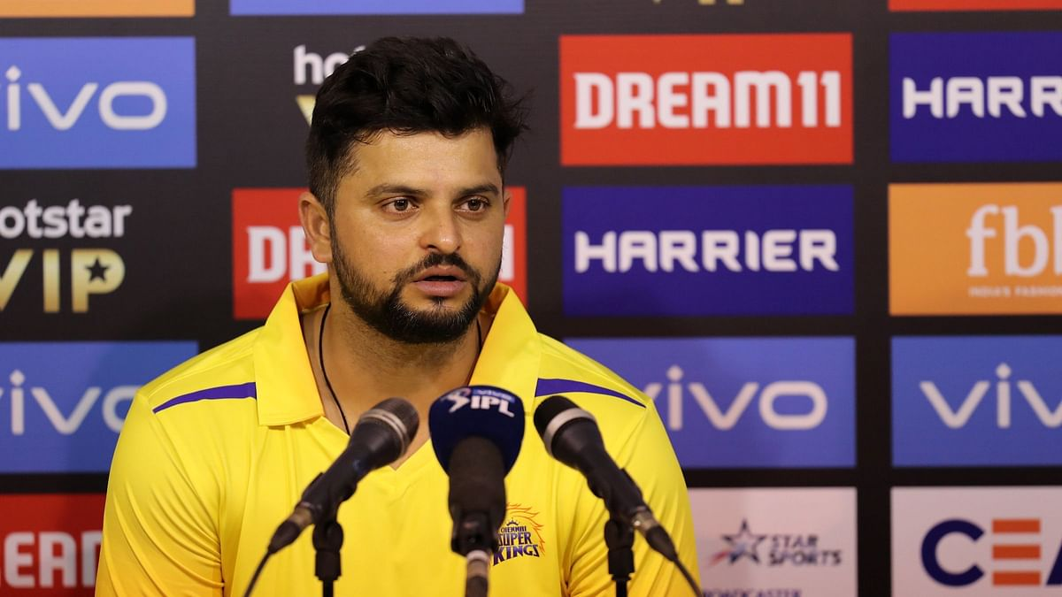 CSK removes Raina's name from their official website.