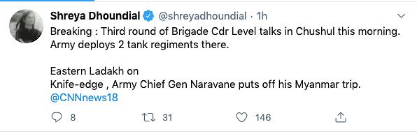 India, China to Hold Brigade-Commander Level Talks Again
