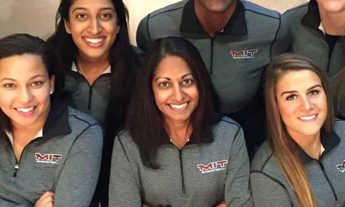 In A First, Indian-American Woman Appointed as Assistant NBA Coach