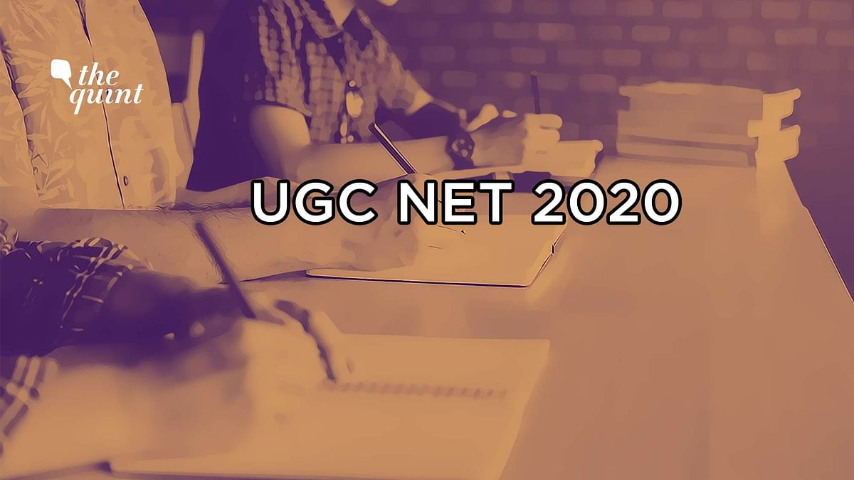 UGC NET is being held from 24 September to 5 November 2020.