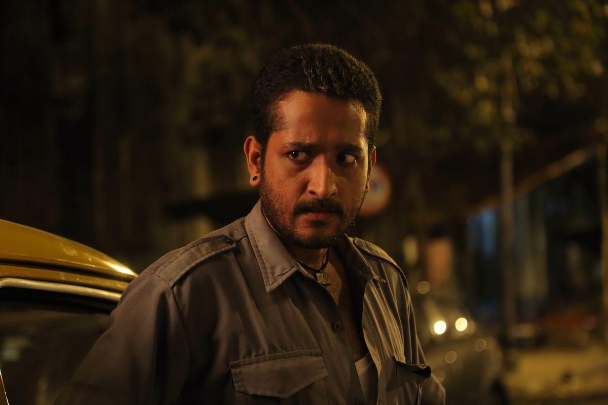 Parambrata Chattopadhyay plays Raju in Tiki-Taka.