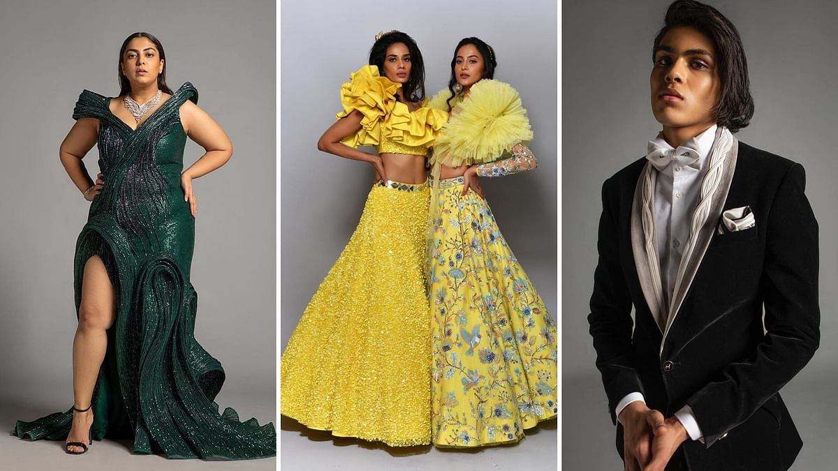 Day 1 of FDCI's First-Ever Digital Fashion Week
