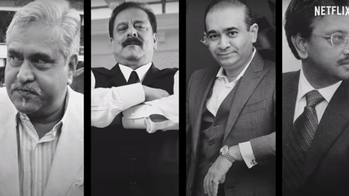 'Bad Boy Billionaires: India' is a Netflix documentary show based on the lives of four Indian billionaires accused of financial fraud.
