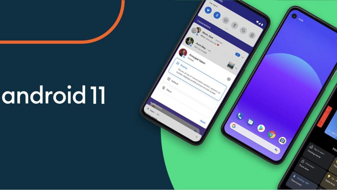 Google has officially released the latest version of Android 11.