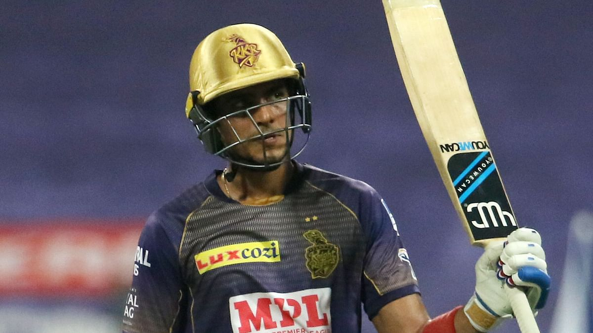 Kolkata Knight Riders (KKR) opened their account in the IPL 2020 points tally courtesy Shubman Gill.