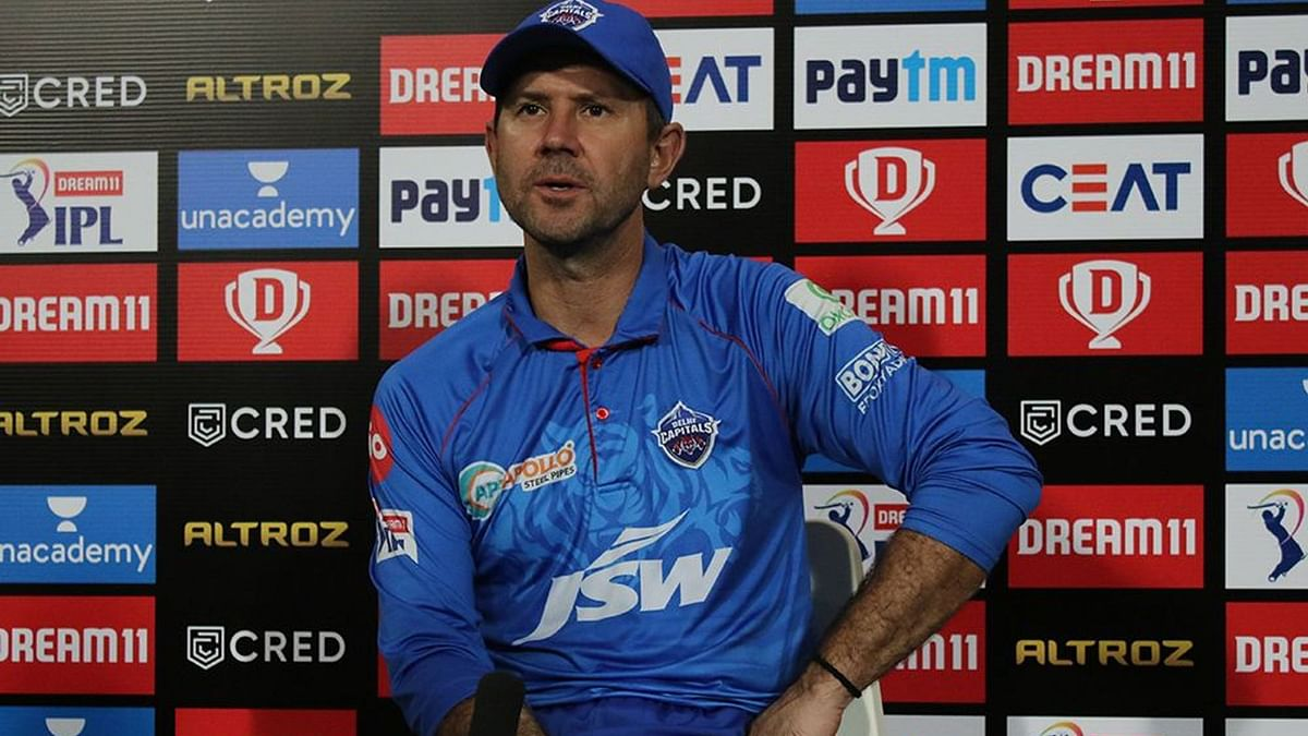 Coach Ponting Explains Why DC Failed to Score Quick Runs vs SRH