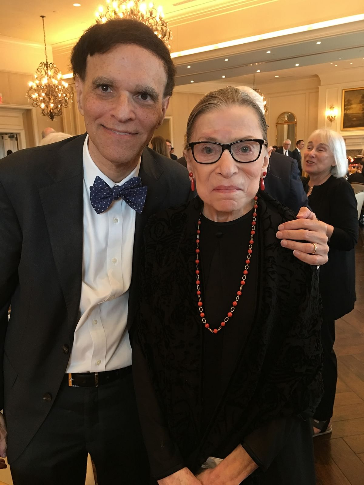 Remembering My Mentor and Friend, Ruth Bader Ginsberg