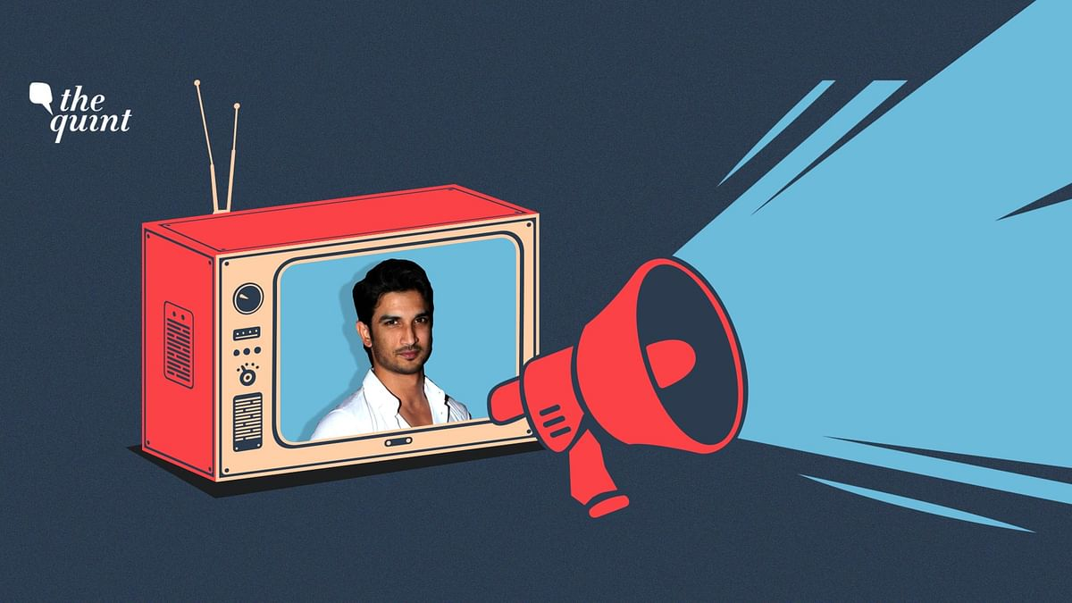 News & Noise: Was Sushant Story 'Milked' To 'Save' TV News?
