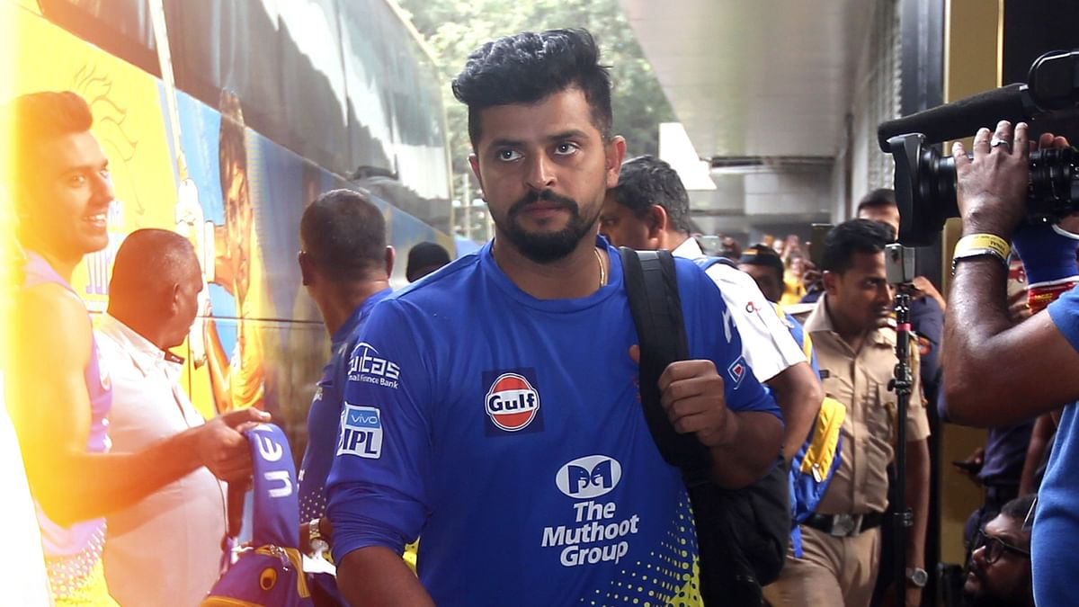 A timeline of the events that followed Suresh Raina's return to India from the IPL.
