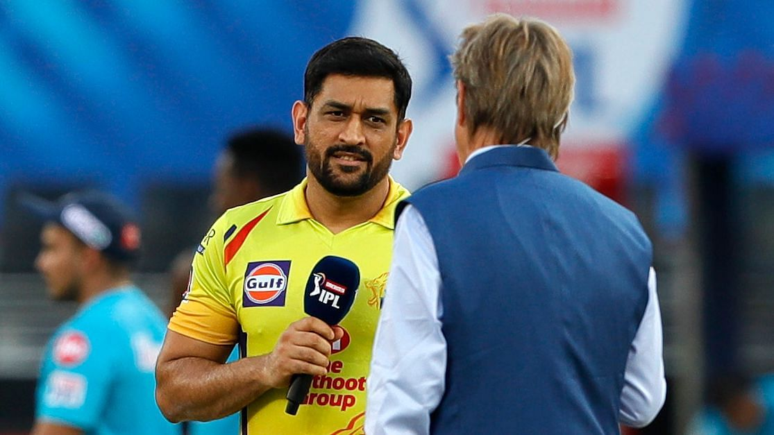 """<div class=""""paragraphs""""><p>IPL 2021, CSK vs DC: Chennai Super Kings captain MS Dhoni won the toss and opted to field against Delhi Capitals.</p></div>"""
