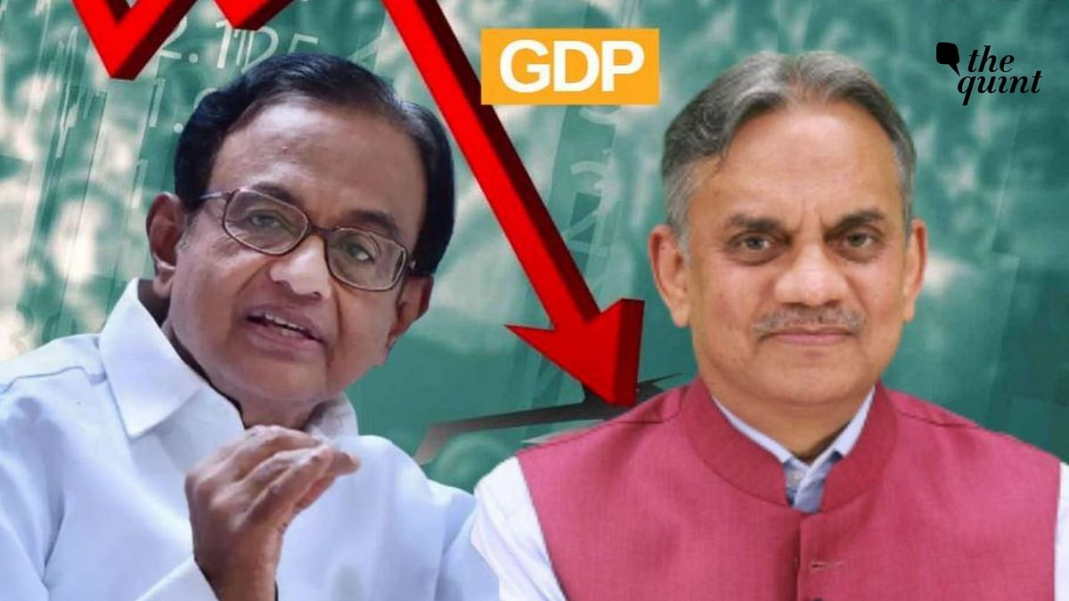 GDP Drop Will Push Millions Into Poverty: Chidambaram To The Quint