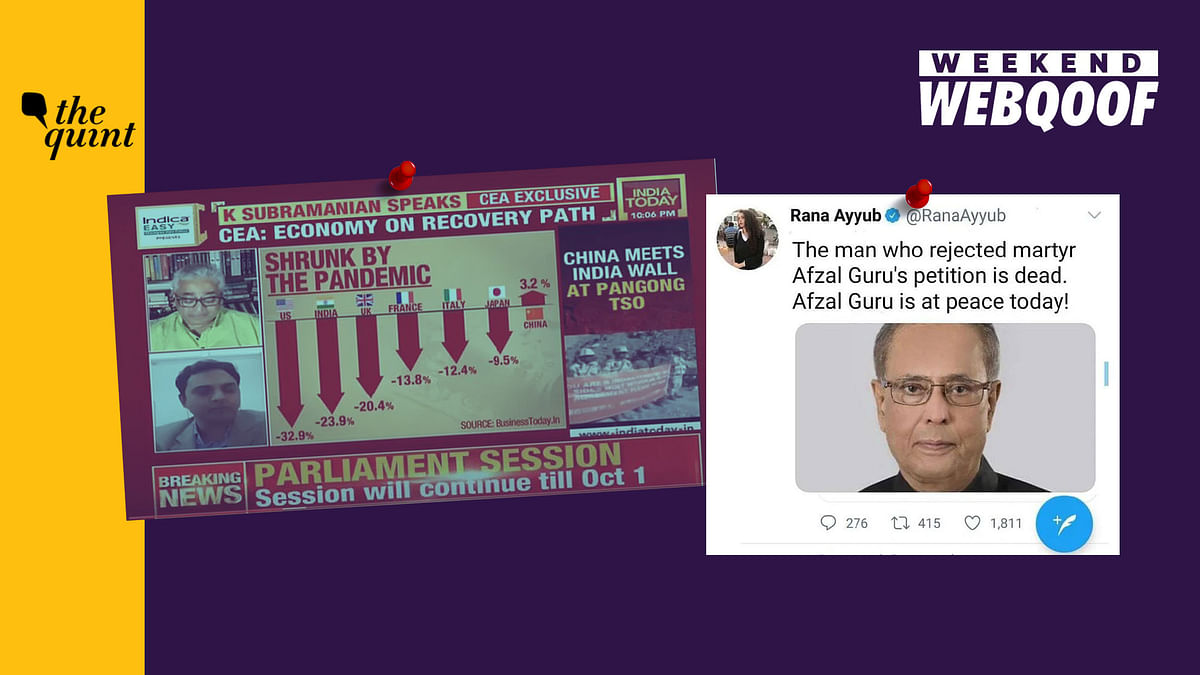 WebQoof Recap: Of Graves of PLA Soldiers & Fake Rana Ayyub Tweet