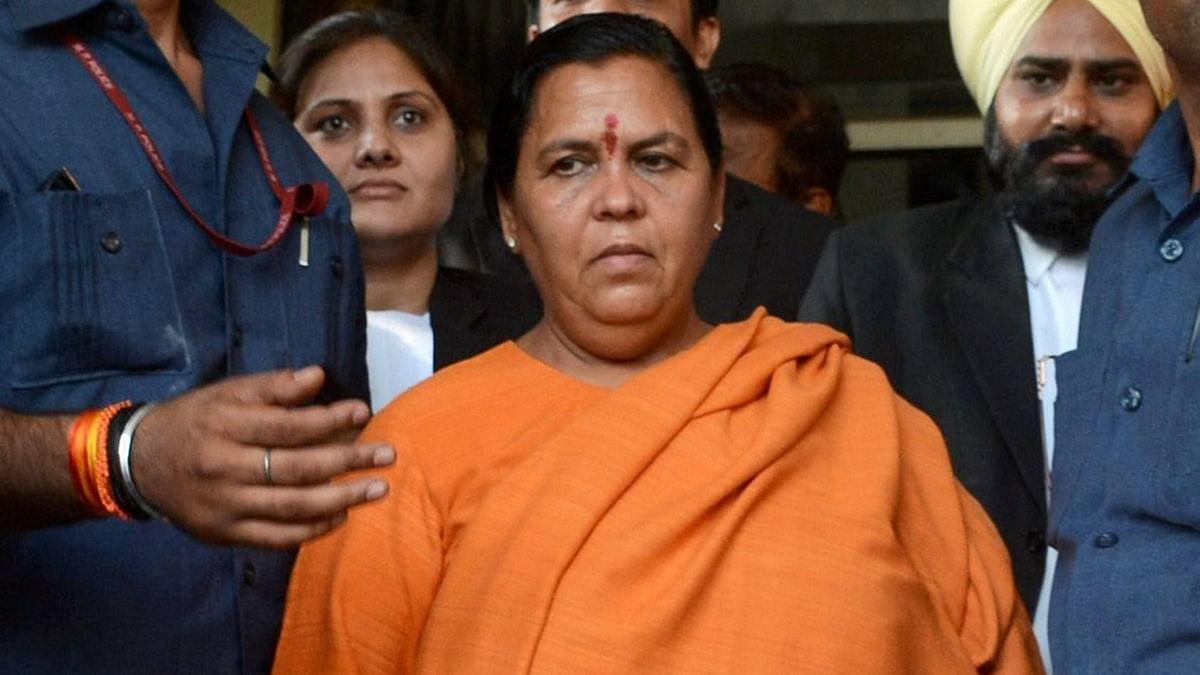 Uma Bharati: 'Prefer to Hang Than Seek Bail' in Babri Masjid Case