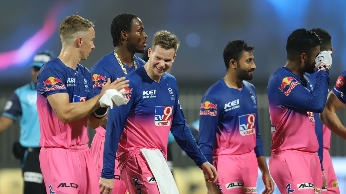 Smith, Samson & Tewatia Help RR Topple MS Dhoni's CSK With Ease