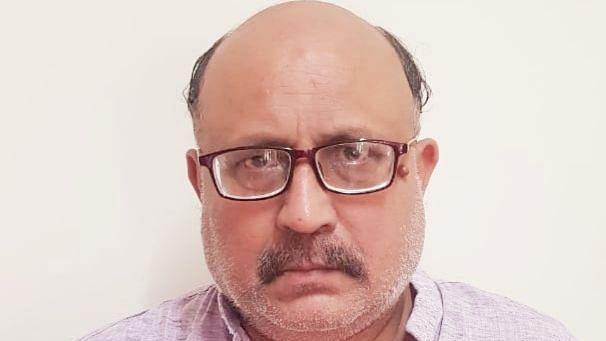 Scribe Rajeev Sharma Held Under OSA, Sent to 7-Day Police Custody