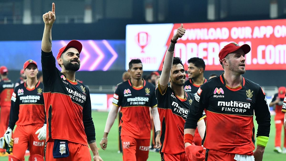 Watch: Virat Kohli Celebrates RCB's Big Win Over Hyderabad
